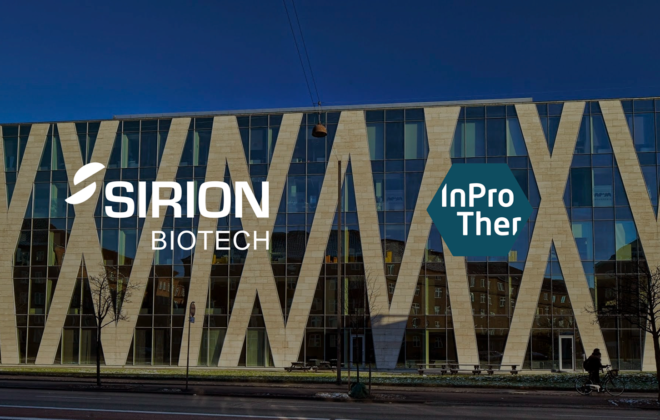 SIRION Biotech Licenses Adenovirus Technology to Danish Startup, InProTher for its Novel Immunotherapy Design Targeting Endogenous Retrovirus (ERV)
